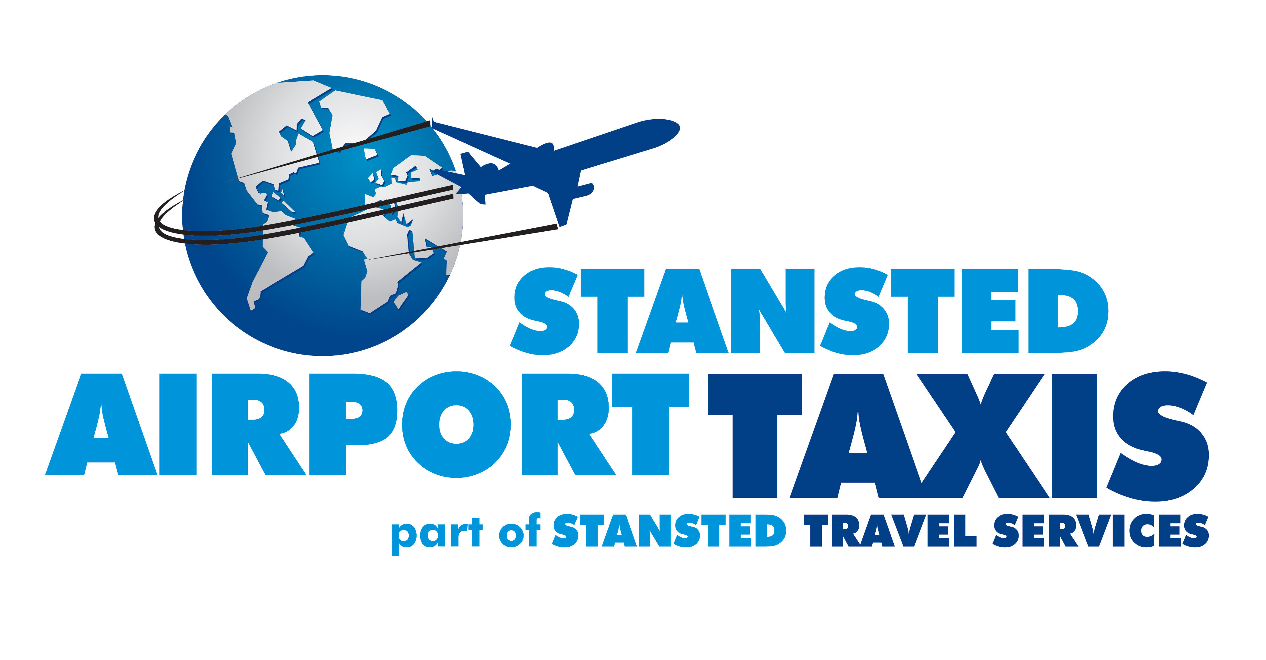 stansted airport taxis logo